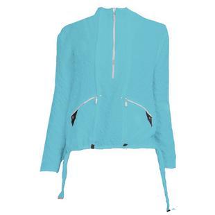 Women's Sunsense Pullover Crunch Long Sleeve Top