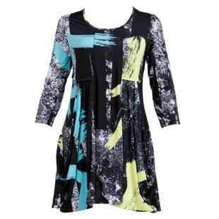 Women's Sunsense Cosmic Printed Long Sleeve Dress