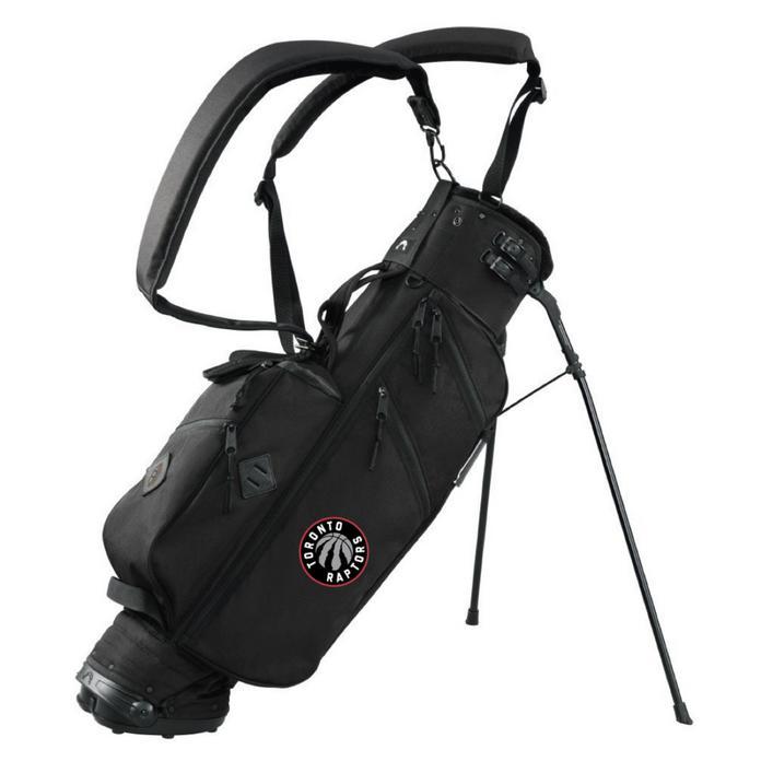 Limited Edition Raptors Stand Bag