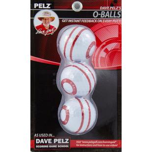 Balles de pratique Pelz O-Balls