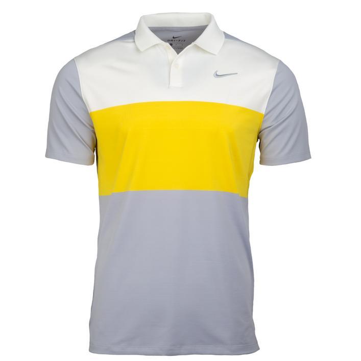 Men's Dri-FIT Vapor Colorblock Short Sleeve Shirt