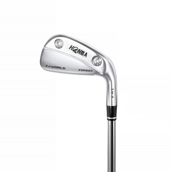 TW-747X 4-10 Iron Set with Steel Shafts