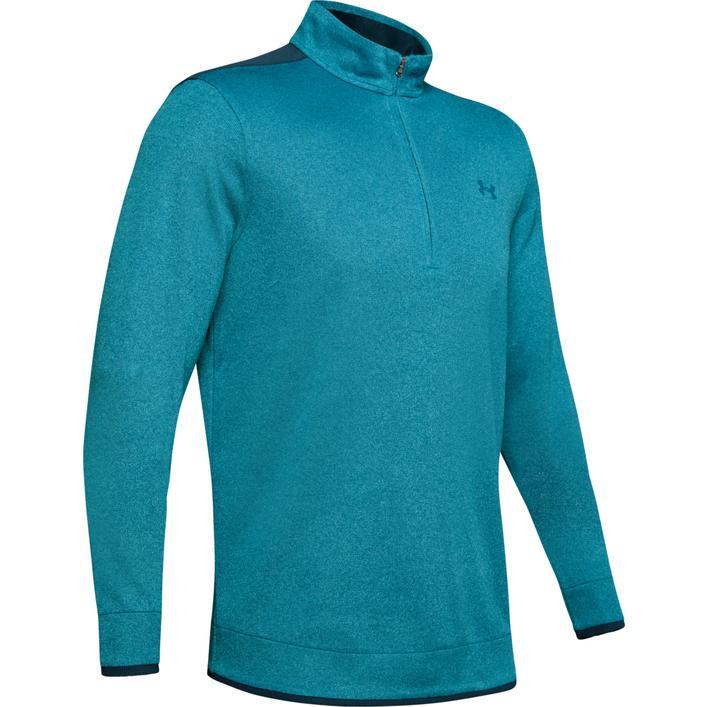 Chandail Storm Sweaterfleece à glissière 1/4 pour hommes