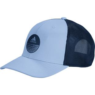 Men's Globe Trucker Cap