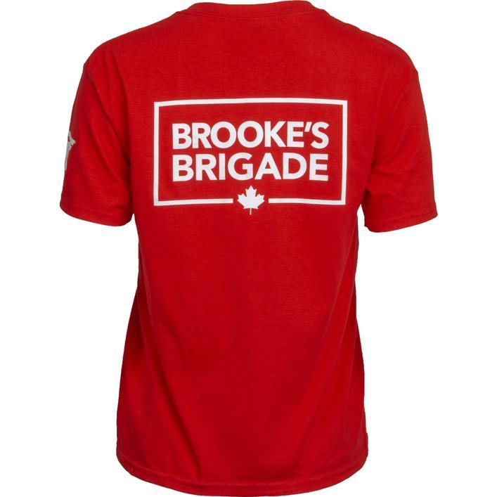 T-shirt Brooke Brigade pour juniors