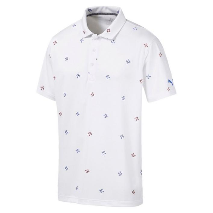 Men's Ditsy Short Sleeve Shirt