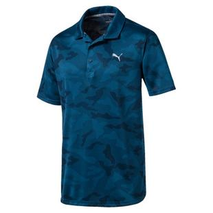 Men's Alterknit Camo Short Sleeve Shirt
