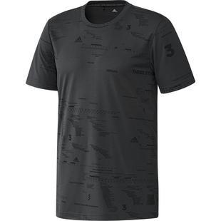 Men's Adicross Allover Graphic T-Shirt