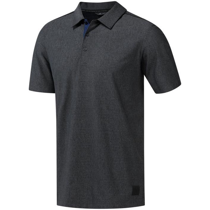 Men's Adicross Tonal Stripe Short Sleeve Shirt