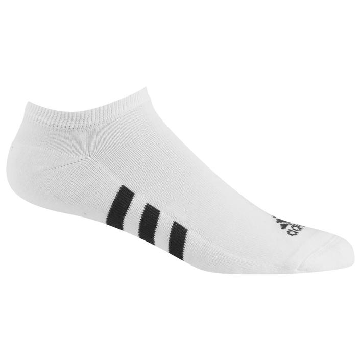 Men's No-Show Socks 3-Pack