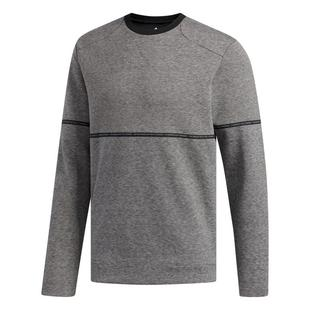 Men's Adicross Heather Crew Fleece Sweater