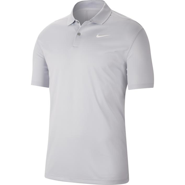 Men's Dri-FIT Victory Solid Short Sleeve Polo
