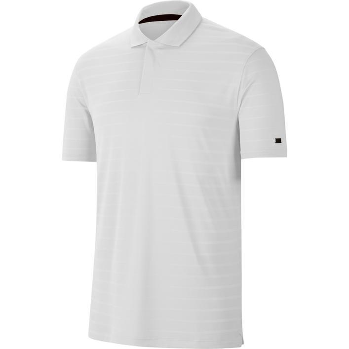Men's TW Stripe Short Sleeve Polo