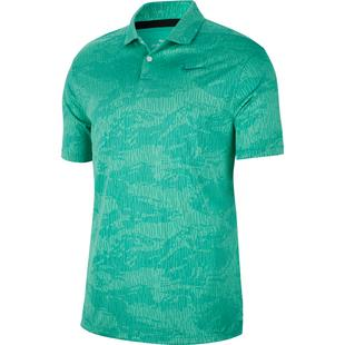 Men's Dry Vapor Camo Short Sleeve Polo