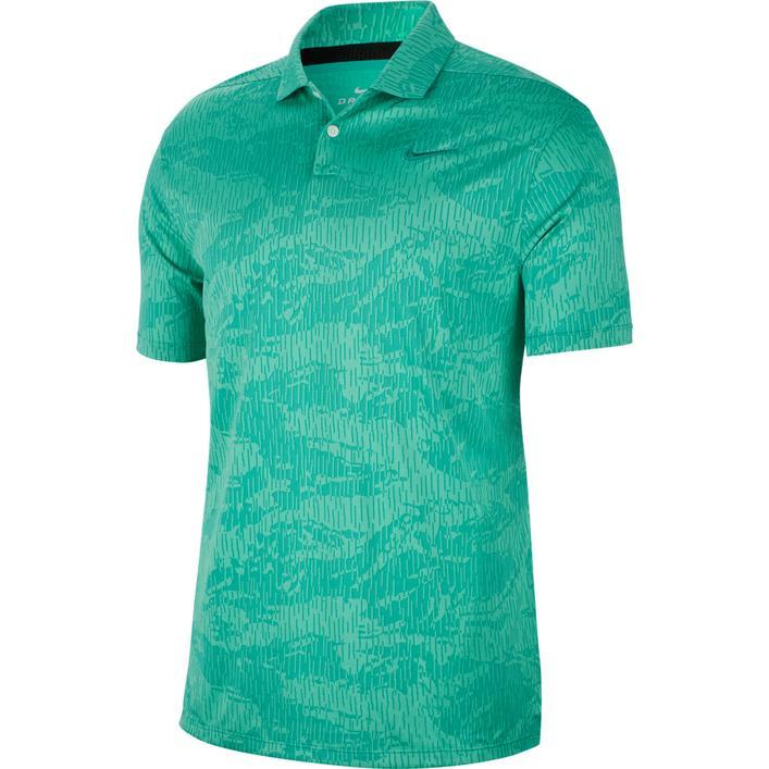 Men's Dry Vapor Camo Short Sleeve Polo