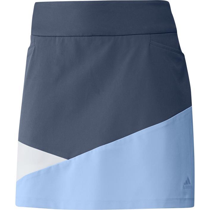 Jupe-pantalon à blocs de couleur pour femmes