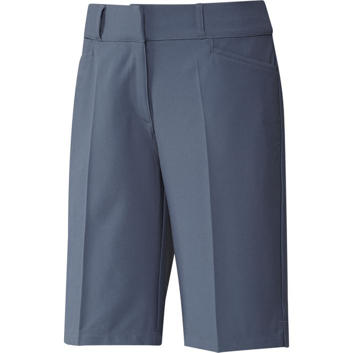 Women's Club Solid Bermuda Short