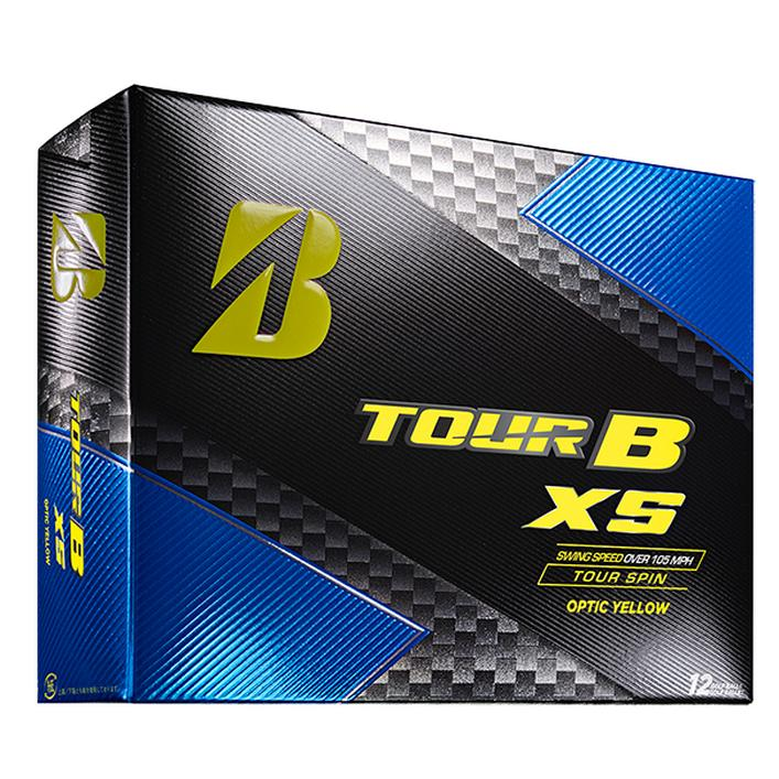 Tour B XS Golf Balls - Yellow