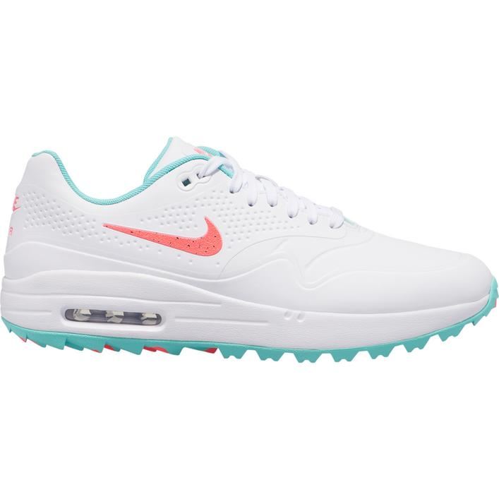 Men's Air Max 1 G Spikeless Golf Shoe - White/Multi