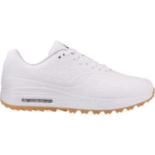 Women's Air Max 1 G Spikeless Golf Shoe - White/Light Brown