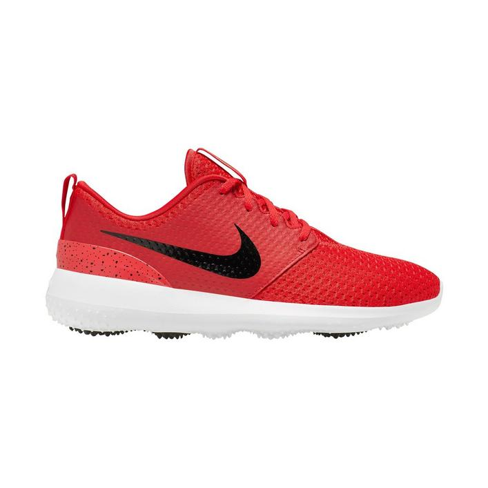 Men's Roshe G Spikeless Golf Shoe - Red/Black