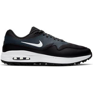 Men's Air Max 1 G Spikeless Golf Shoe - Black/White