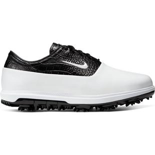 Men's Air Zoom Victory Spiked Golf Shoe - White/Black