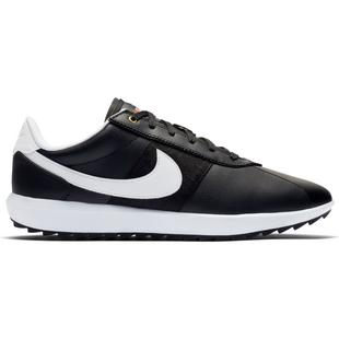 Women's Cortez G Spikeless Golf Shoe - Black/White