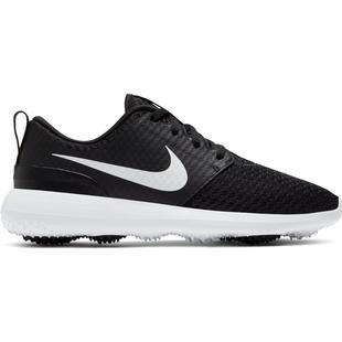 Chaussures Roshe G sans crampons pour femmes - Noir/Blanc