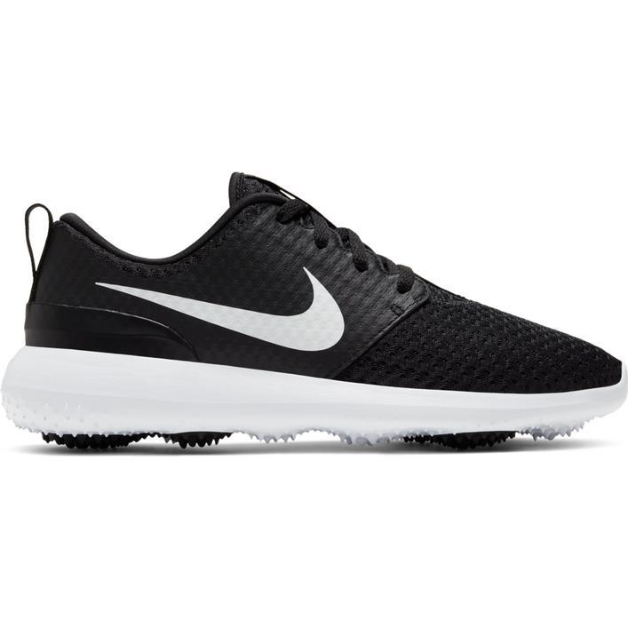 Women's Roshe G Spikeless Golf Shoe - Black/White