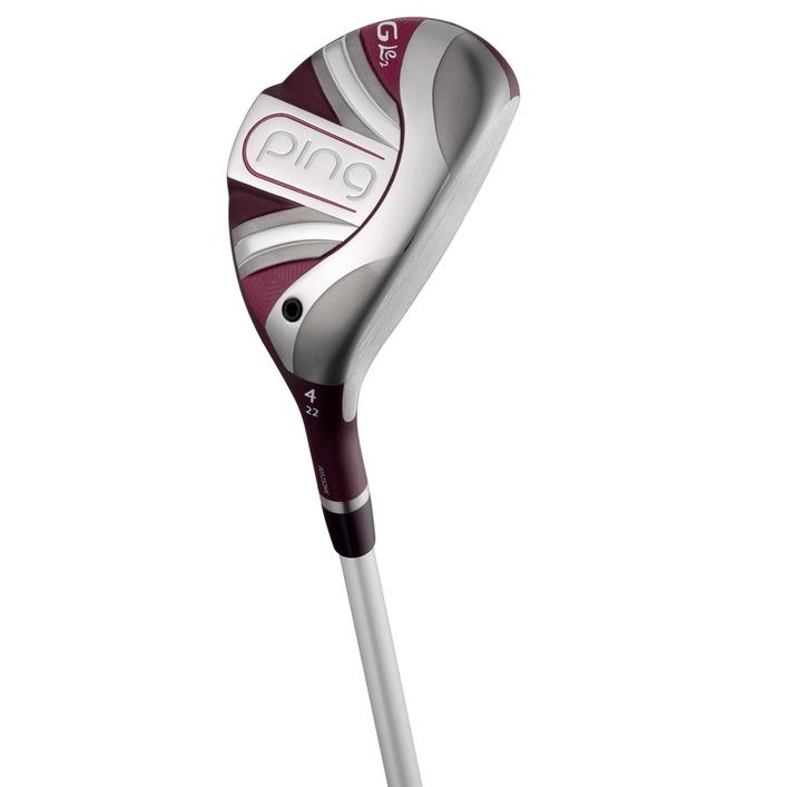 Women's G LE 2 4H, 5H, 6-PW, SW Combo Iron Set with Graphite Shafts