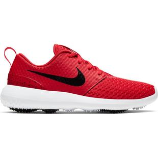 Junior Roshe G  Spikeless Golf Shoe - Red/Black