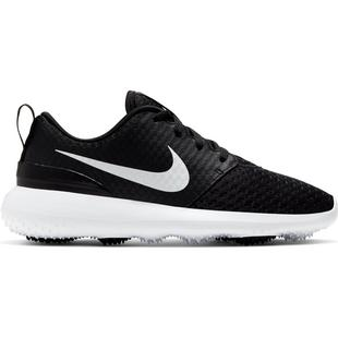 Junior Roshe G  Spikeless Golf Shoe - Black/White