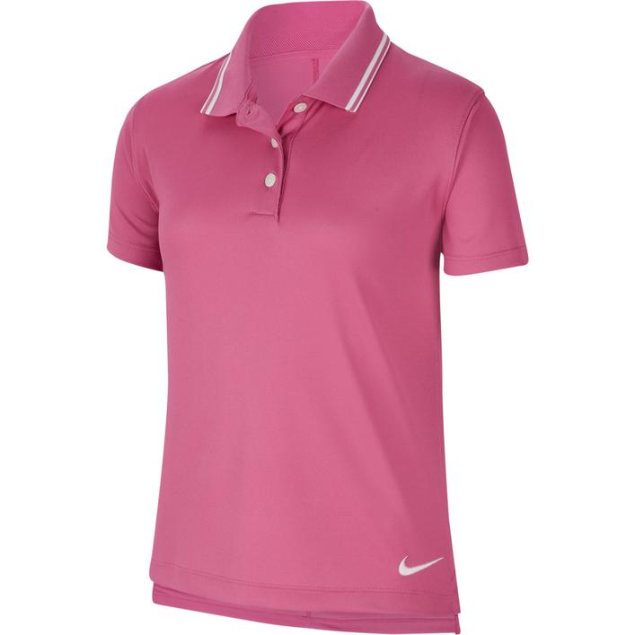 Girl's Dry Victory Short Sleeve Polo