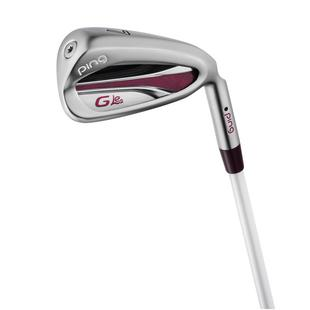 Women's G LE 2 5H 6H 7H 8-PW SW with Graphite Shafts