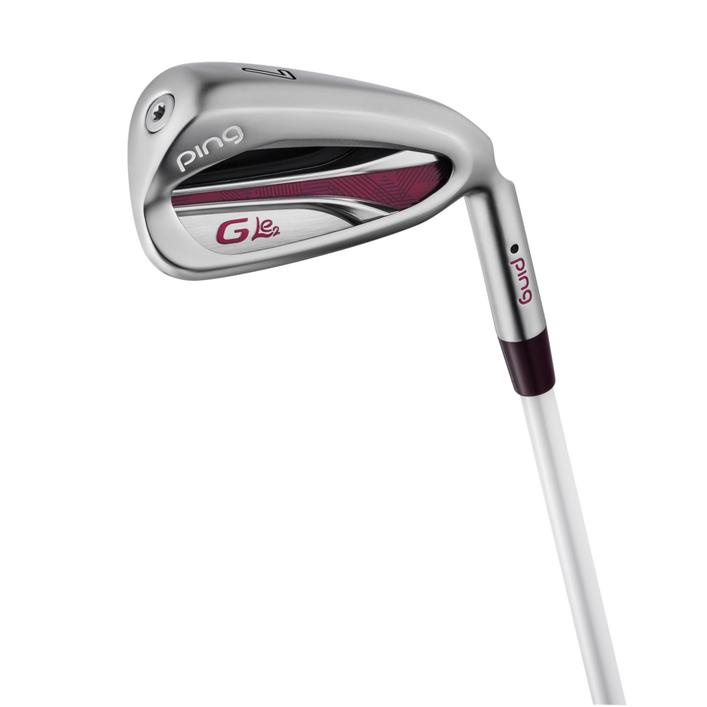 Women's G LE 2 5H-7H, 8-PW, SW with Graphite Shafts