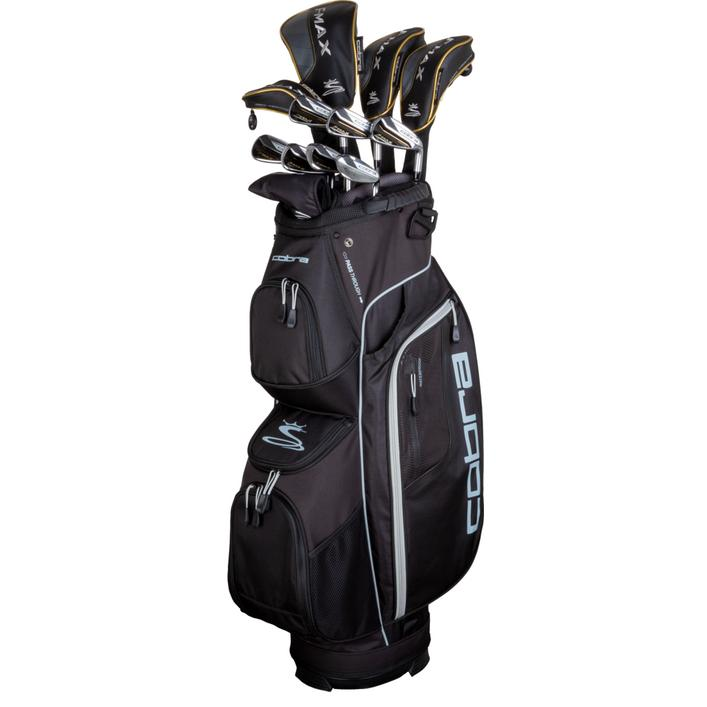 Cobra F-MAX 13-Piece Package Set with Graphite Shafts