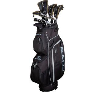 Cobra F-MAX 13-Piece Package Set with Steel Shafts