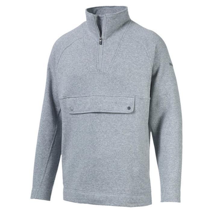 Men's Fusion 1/4 Zip Pullover