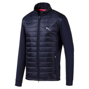 Men's Quilted Primaloft Jacket