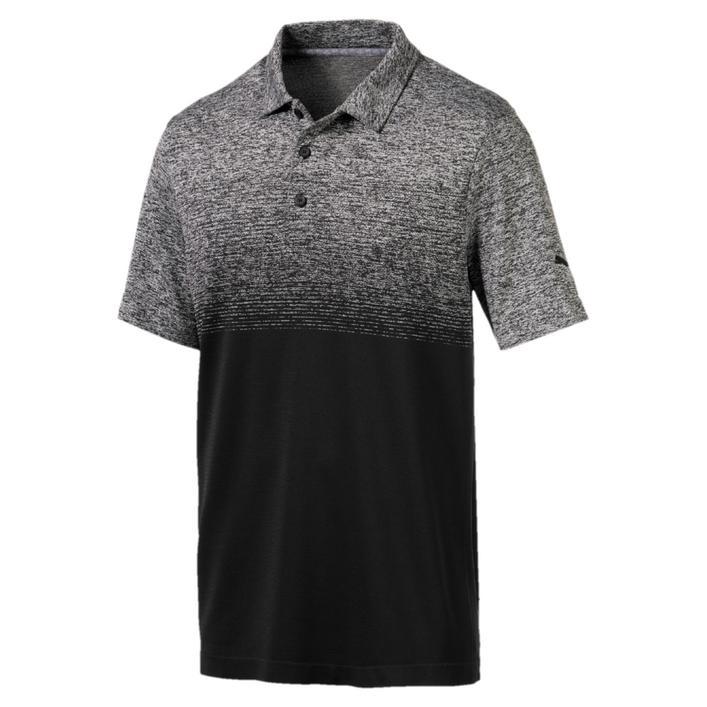 Men's EVOKNIT Ombre Short Sleeve Shirt