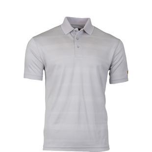 Men's Stacked Twill Jacquard Short Sleeve Shirt