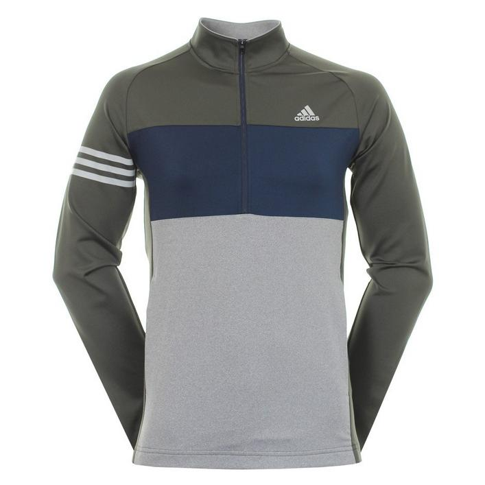 Men's Competition 1/2 Zip Sweater