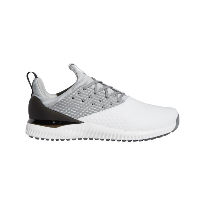 Men's Adicross Bounce 2 Spikeless Golf Shoe - White/Grey