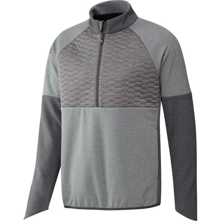 Men's Frostguard Quilted Competition 1/4 Zip Pullover