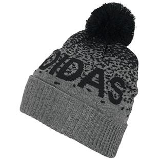 Men's Gradient Pom Pom Beanie