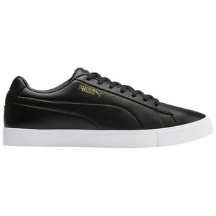 Chaussures en cuir OG sans crampons pour hommes - Noir