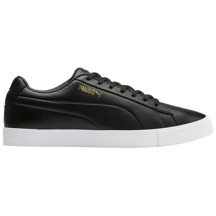 Men's OG Leather Spikeless Golf Shoe - Black