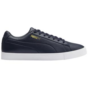 Men's OG Leather Spikeless Golf Shoe - Navy
