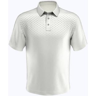 Men's Chest Argyle Short Sleeve Shirt